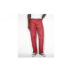 "Levis original 501 jeans ""red"""